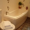 Bath in Saucht En Suite